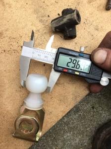 New Selector Ball: 29.69mm