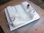 Sprayed in Rustoleum CombiColor RAL 9010